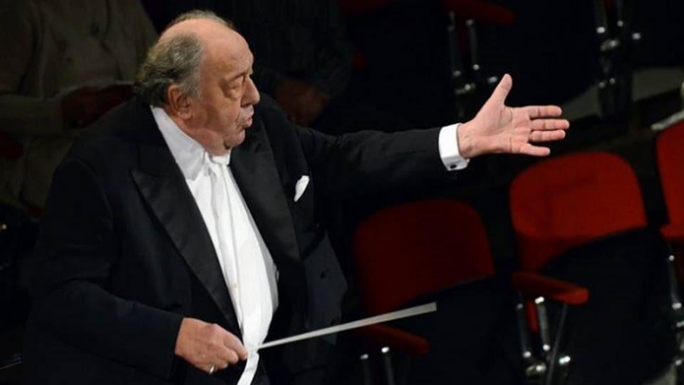 Maestro Nello Santi (1931-2020)