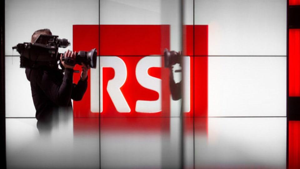 Il studio da RSI.