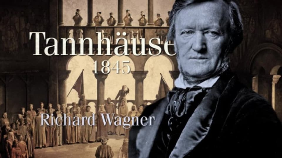 Richard Wager: Tannhäuser - primaudiziun 1845 a Dresden