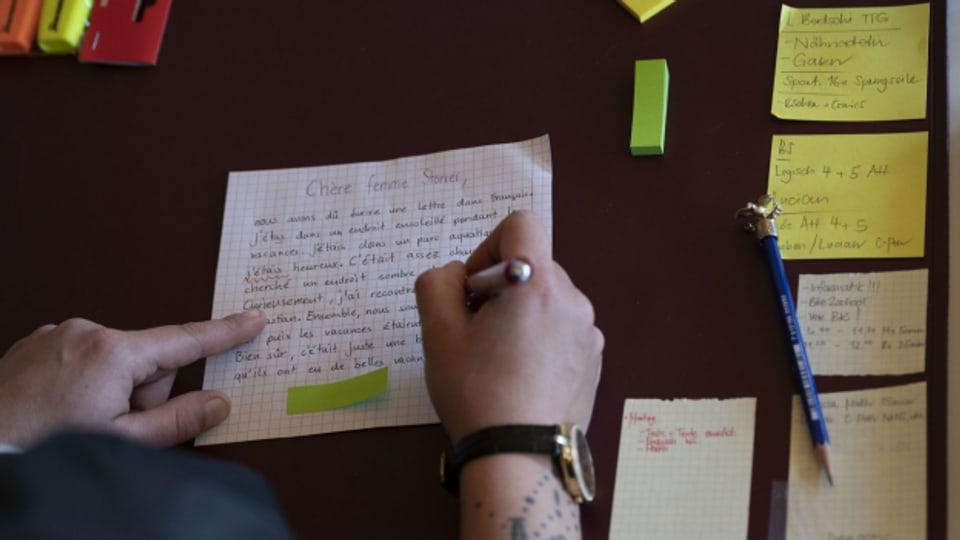 Scriver brevs per attempads.