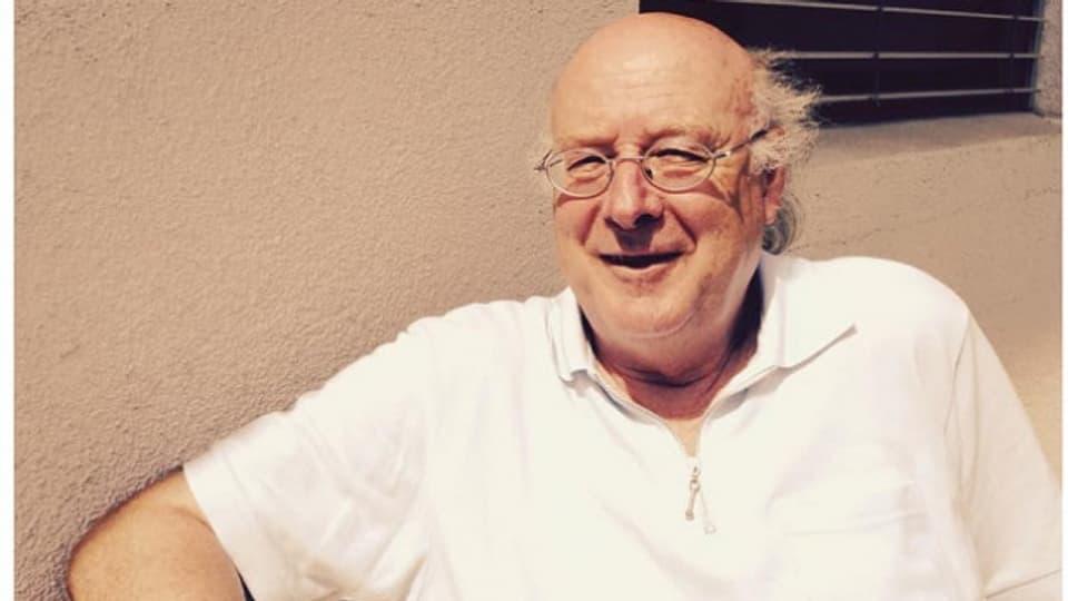 Simon Camartin - in homo musicus vegn 75