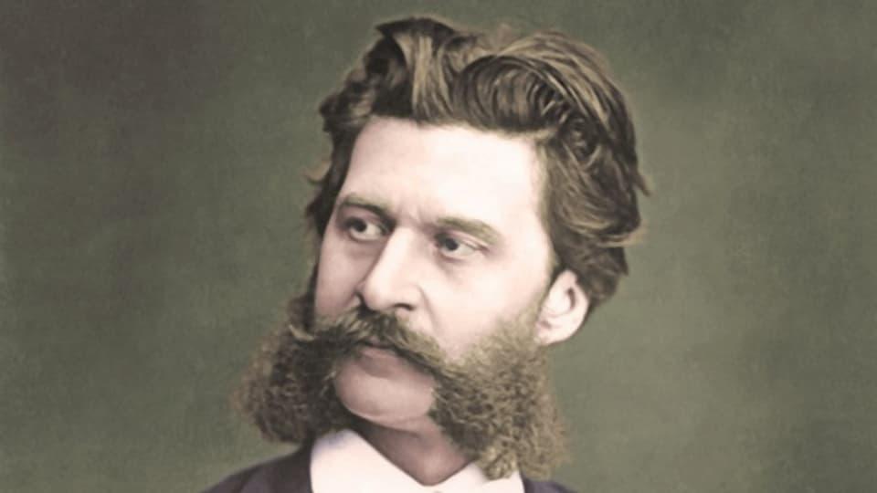 Johann Strauss - il retg dal valzer da Vienna