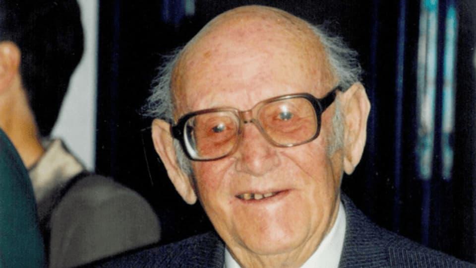 Gion Duno Simeon (1906-2000) - cumponist da Lantsch