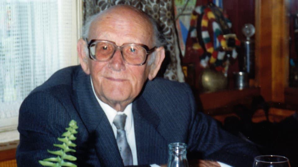 Il cumponist surmiran Gion Duno Simeon è mort avant 20 onns.
