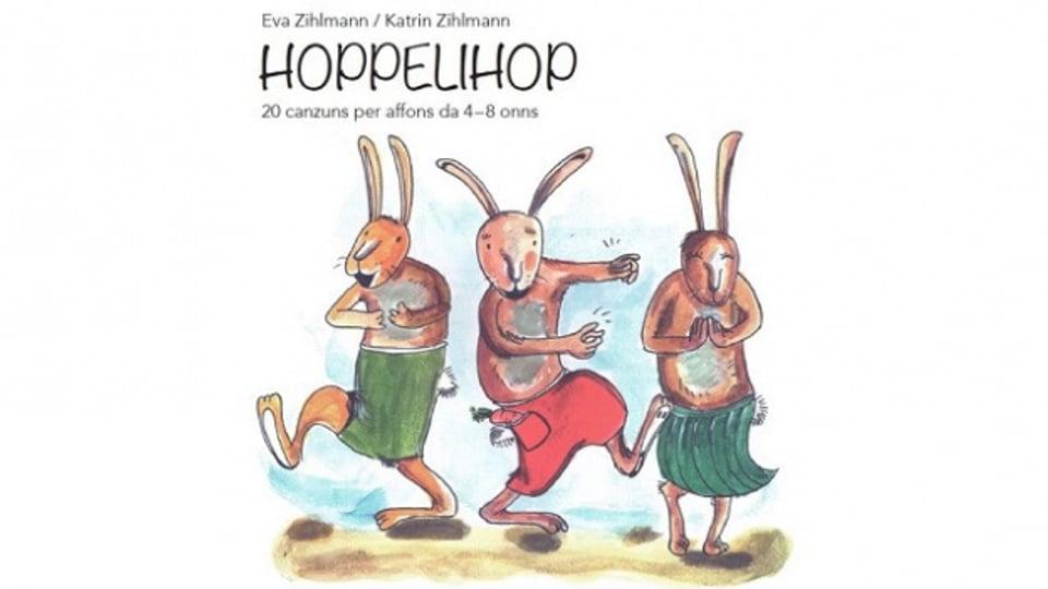 Hoppelihop - in disc cumpact cun 20 chanzuns per uffants