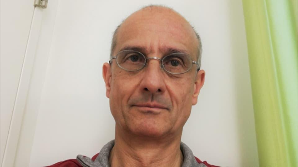 Il teolog e scolast specialisà da religiun Daniel Monn