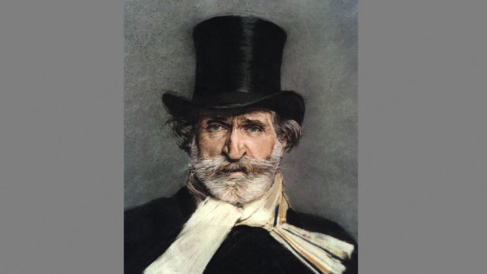 Maestro Giuseppe Verdi (1813-1901) - cumponist
