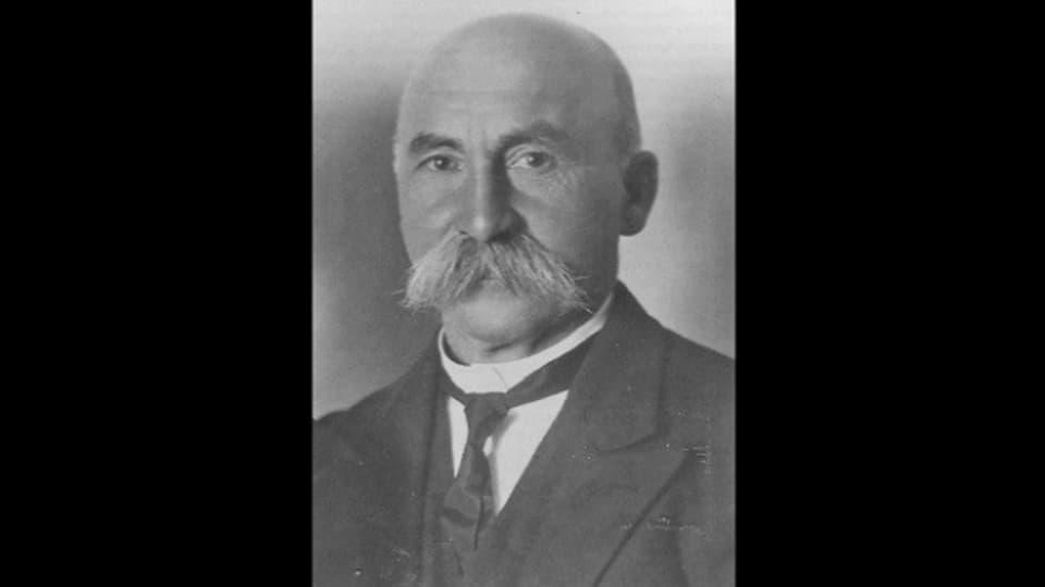 Hans Erni (1867-1961) - il bab da la chanzun rumantscha
