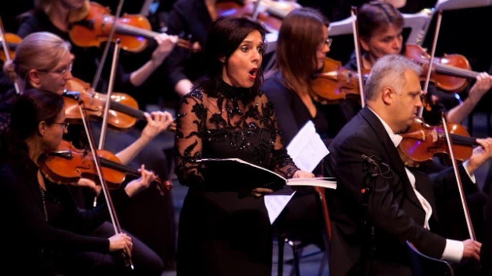 Donna in musica - Judit Scherrer, mezzosopranista