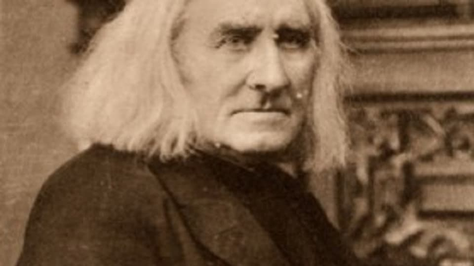 Franz Liszt (1811-1886) - pianist virtuos, cumponist