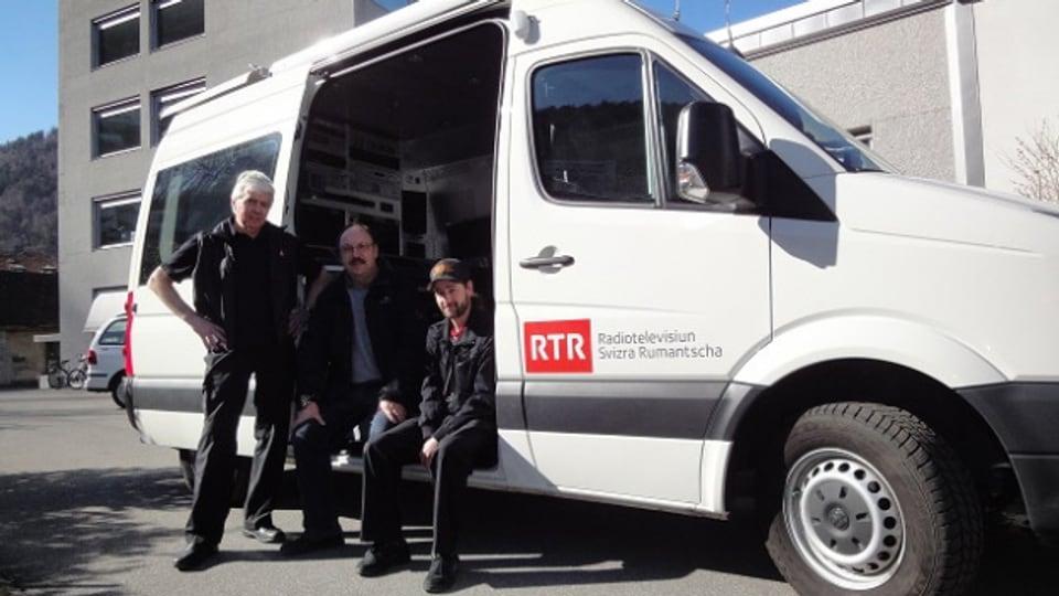 RTR e la producziun da chant e musica