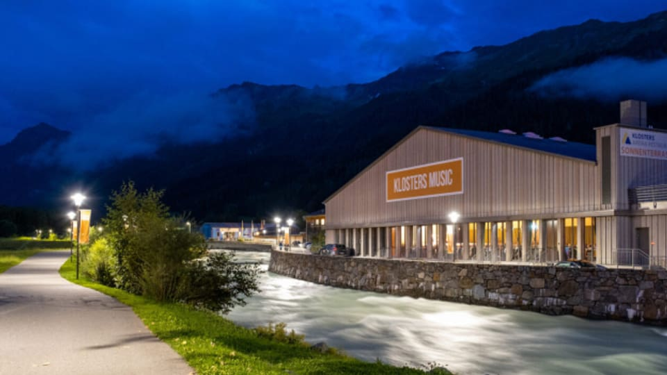 Arena Klosters