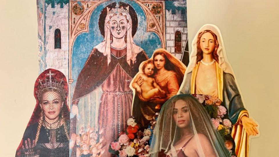 Maria: Tranter duairs da mamma e Beyoncé