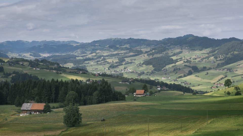Vista sin la regiun Entlebuch