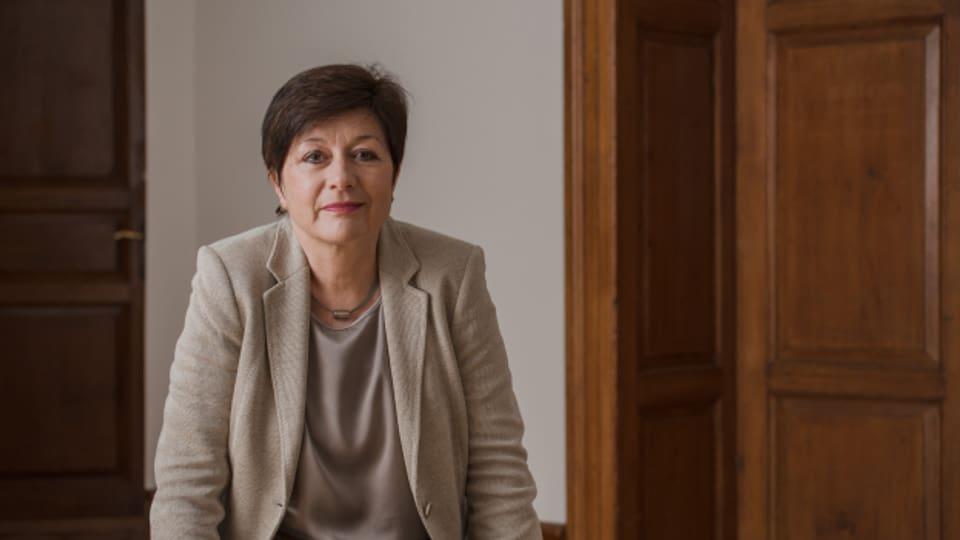 Anna-Alice Dazzi, la linguista