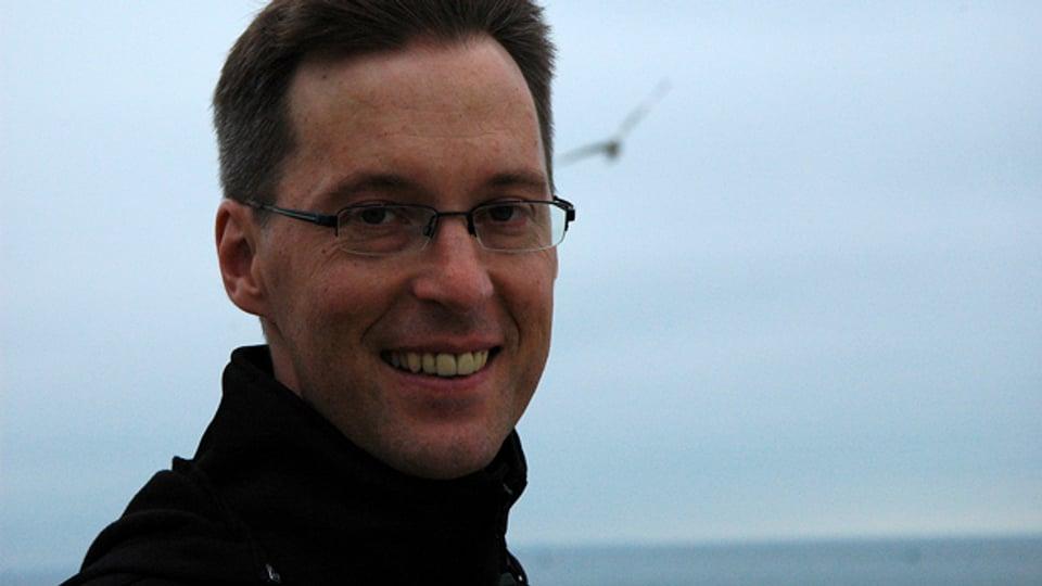 Oliver Krüger, Religionssoziologe und Autor des Buches «Die mediale Religion».
