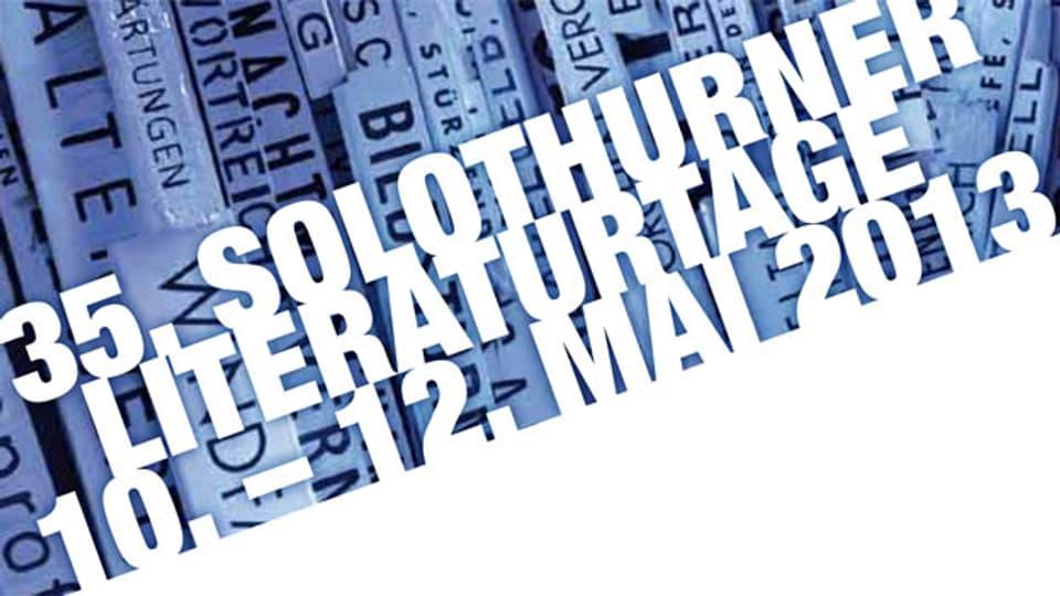 Solothurner Literaturtage 2013