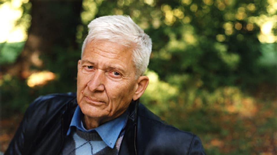 Der Autor Per Olov Enquist