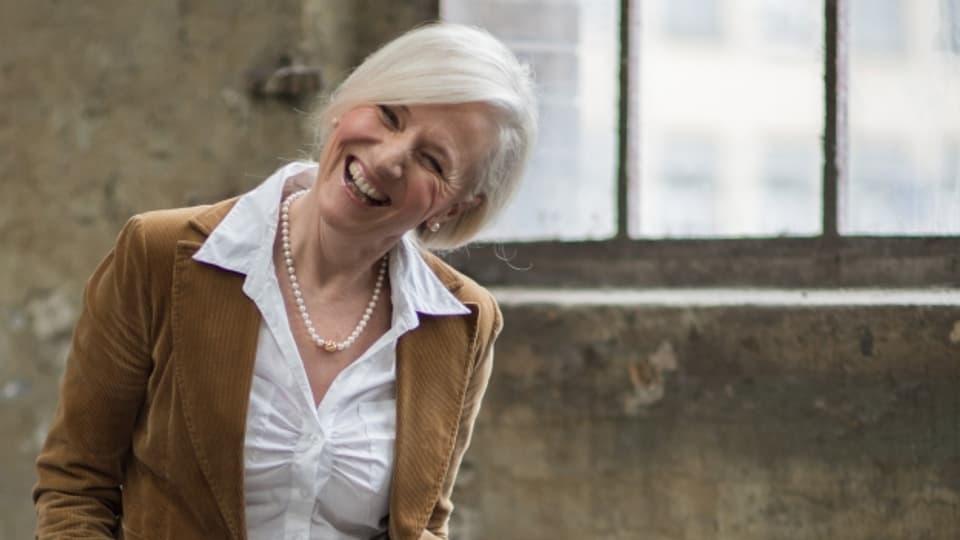Esther Bischofberger: die ganz persönlich Hausmischung Glück gefunden.