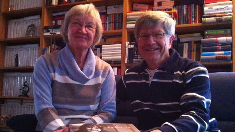Irene und Dieter Wunderlich