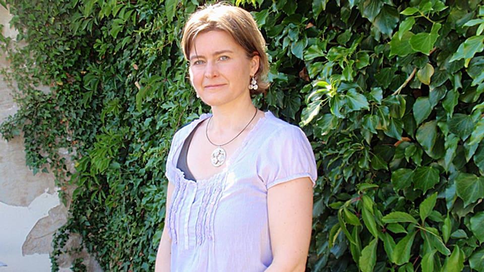 Daniela Hospes ist Stadtführerin in Prag.