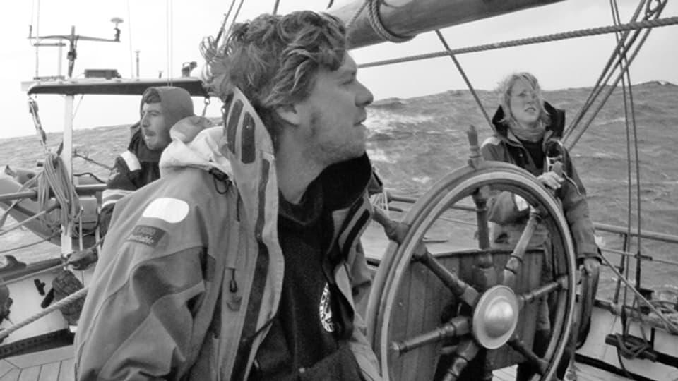 Cornel Greth ist Seefahrer aus Leidenschaft.