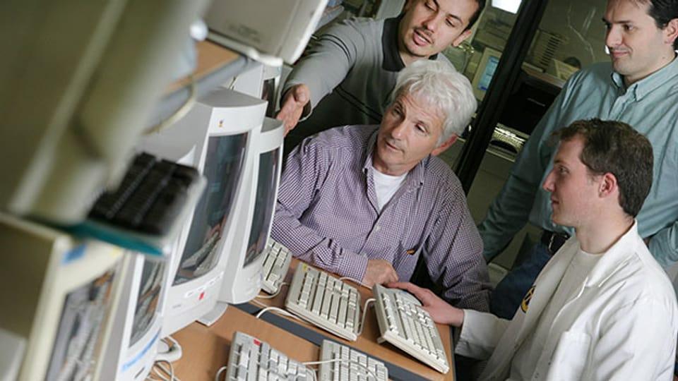 Aktiv wie nie zuvor: die sogenannten «jungen Alten» zwischen 65 und 84.