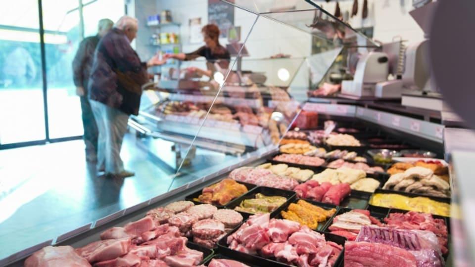 Fleisch gilt unter den Nahrungsmitteln als grosser «Klimasünder».