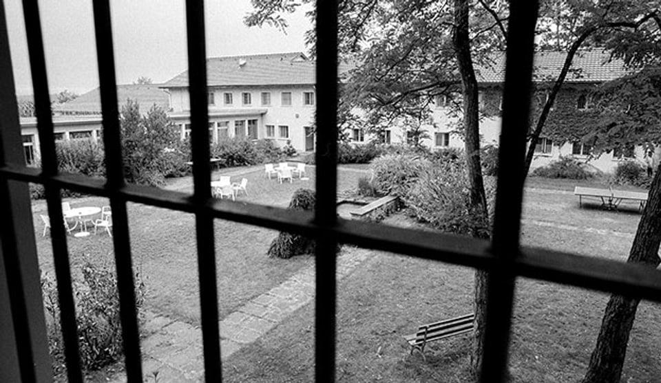 Frauengefängnis Hindelbank: Hier lebten einige der administrativ Versorgten Frauen.