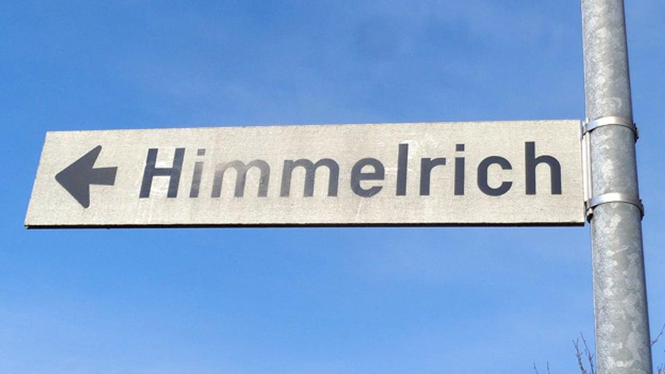 Brigitte Egger schreibt: «In Thundorf (TG) gibt es eine Strasse mit diesem Namen. Aber da wohne ich leider nicht.»