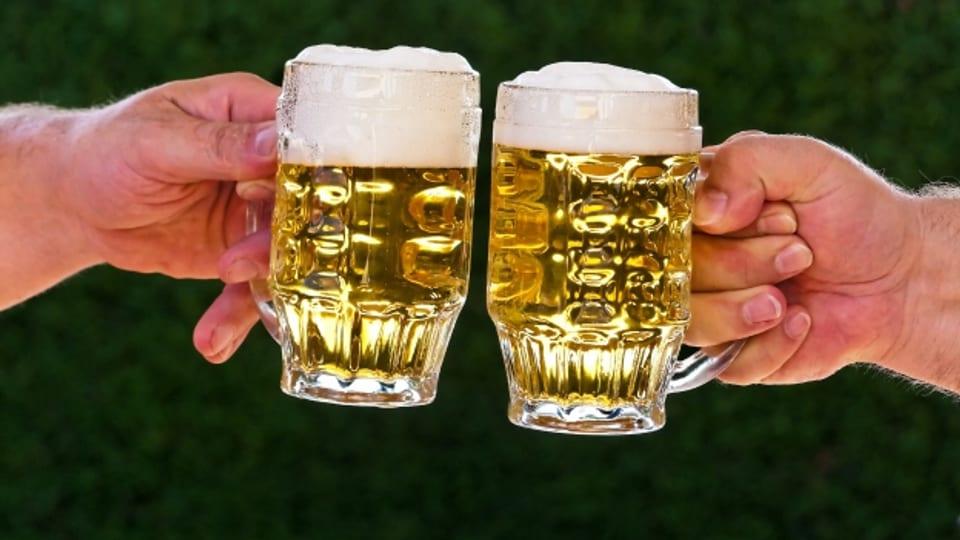 Ist Biertrinken nur Männersache, oder ist dieses Denken veraltet?