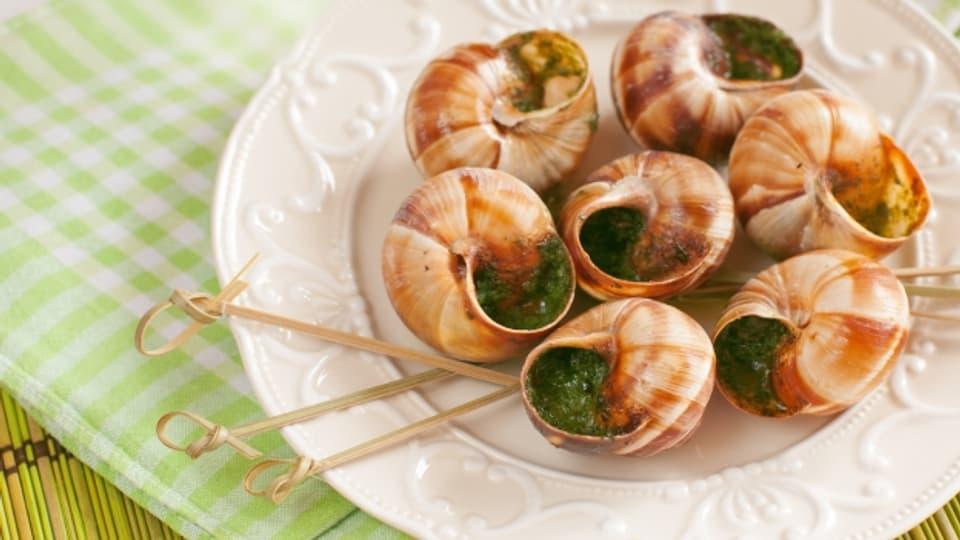 Escargot & Co.: Die französische Küche gilt als exquisit und edel.