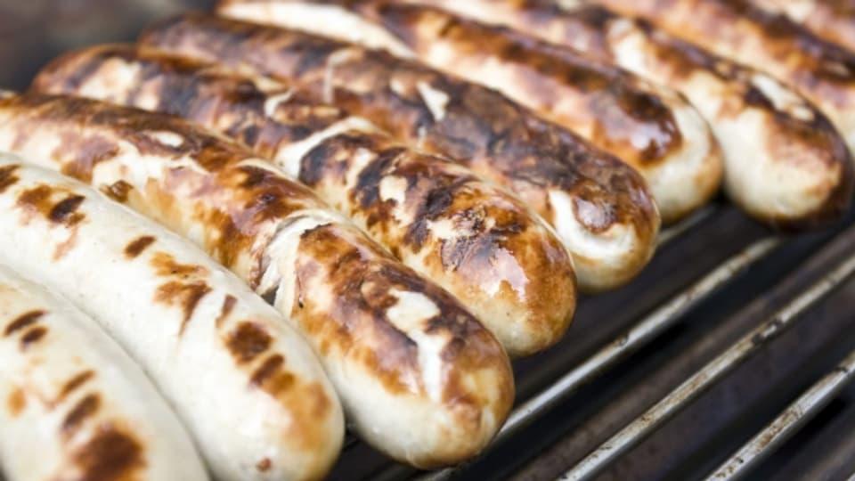 Wer zur St. Galler Bratwurst Senf isst, outet sich als Banause.