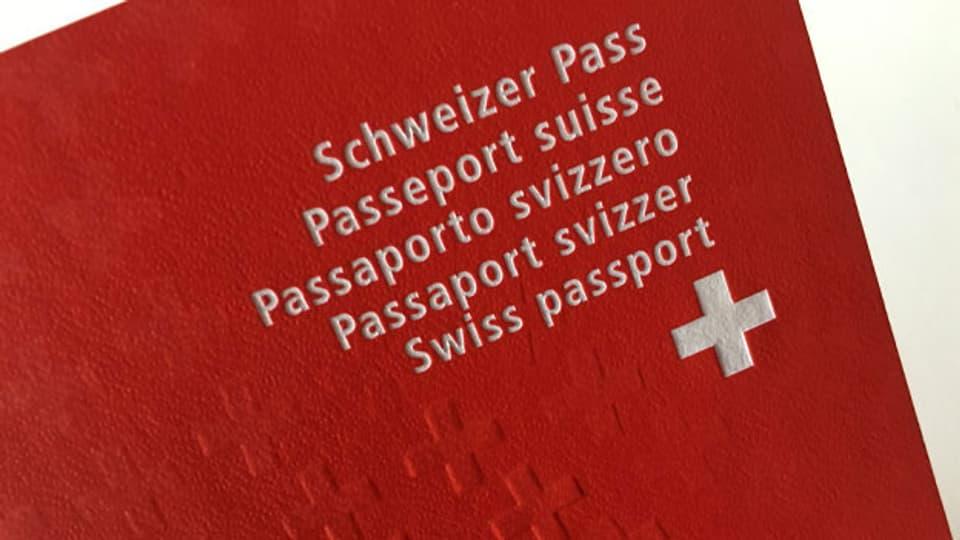 Hochsensible Daten: Wenig ist persönlicher als der Schweizer Pass.