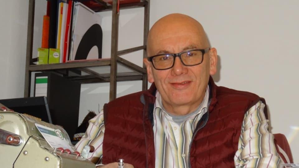 Statt sich zurück zu lehnen, engagiert sich Herbert Kündig mit Herzblut für hilfsbedürftige Menschen in Rumänien.