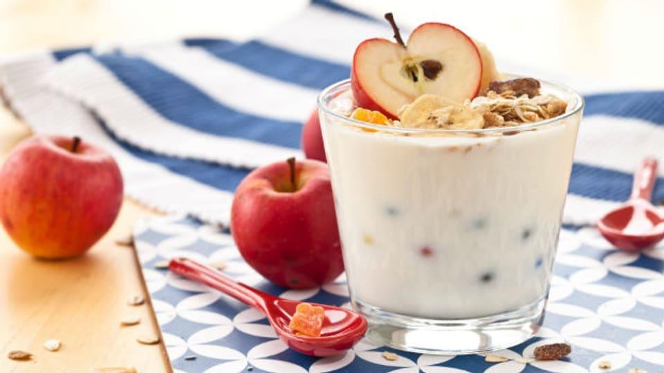 Heute hat jede und jeder sein eigenes Rezept für das Birchermüesli. Ursprünglich war der Apfel die wichtigste Zutat.