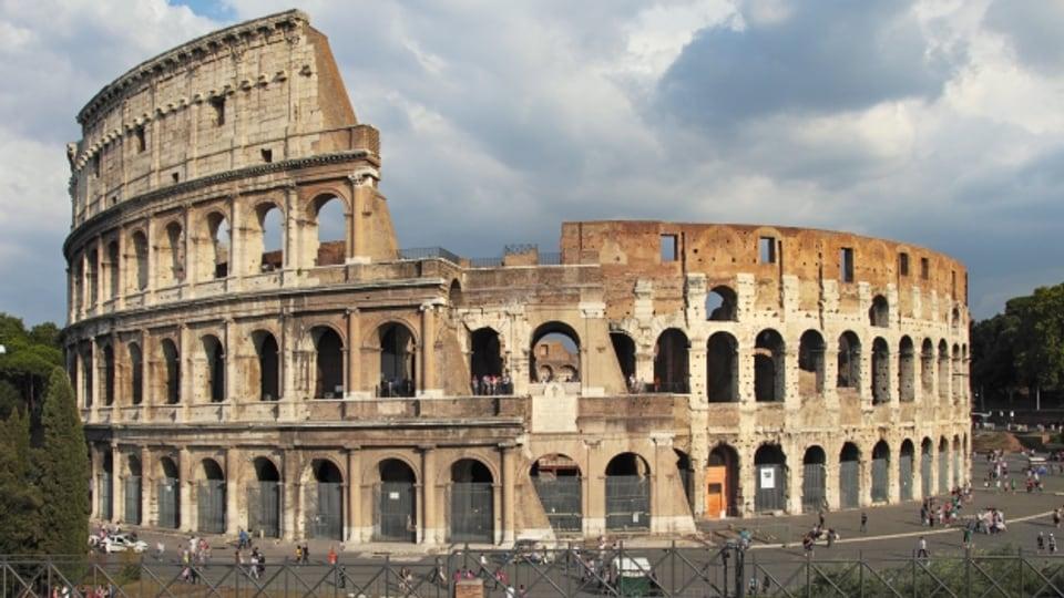 Im römischen Reich war Latein die Amtssprache.