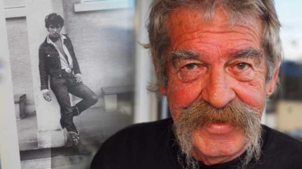 «Nach der Jugendzeit hatte ich die Kurve genommen»: Willy «Jimmy» Oechslin.