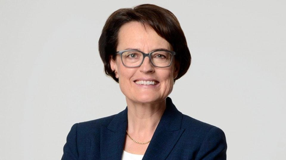 «Ich arbeite für die Transformation» sagt Antoinette Hunziker-Ebneter im Interview mit Radio SRF 1.