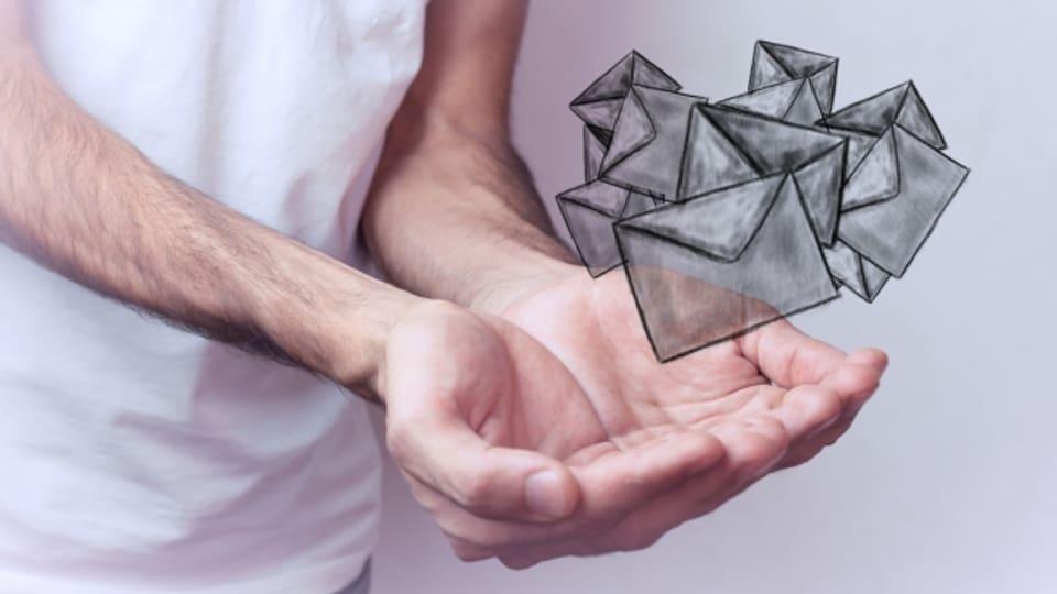 Wir haben es in der Hand: Wollen wir Ordnung bei den Mails und damit etwas Zen im Alltag?
