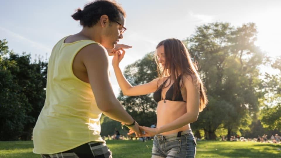 Tanzen verbessert die Fitness
