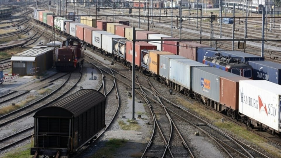 Alter Güterbahnhof Zürich
