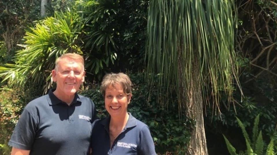 Sibylle und Roland Wenger haben vor 10 Jahren ein Ausbildungszentrum gegründet.