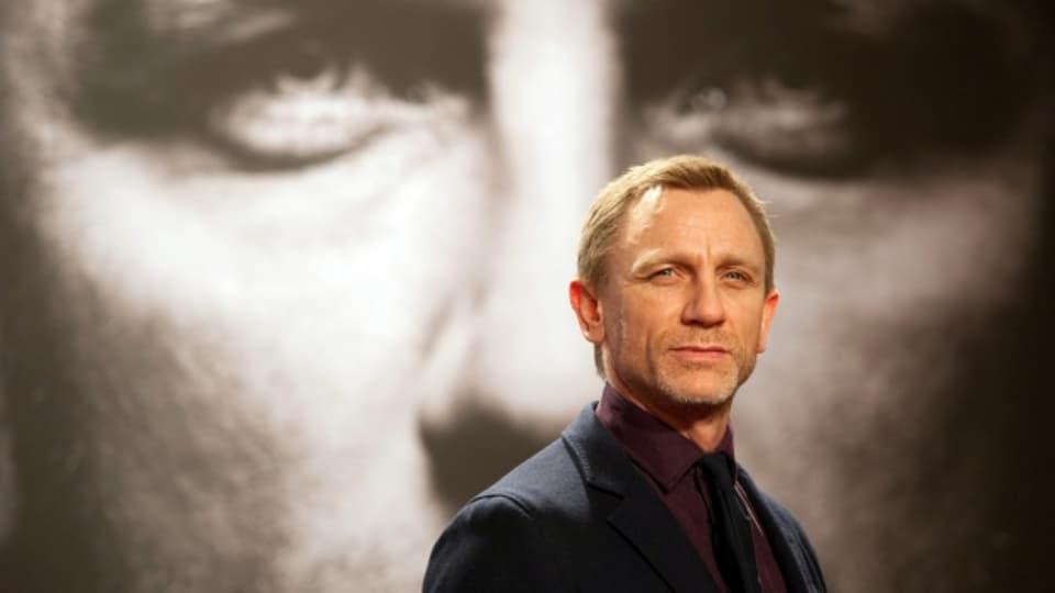 Der britische Schauspieler und Bond-Darsteller wird im März 50 Jahre alt.