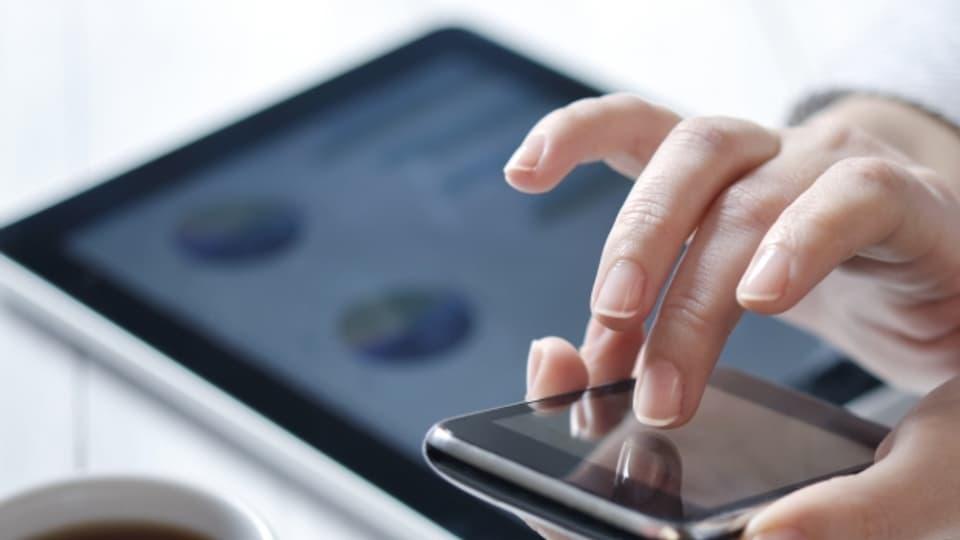 Die Digitalisierung der Gesellschaft ist in vollem Gange