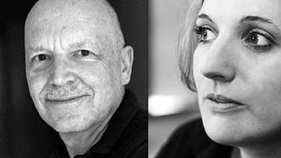 Martin Frank und Stefanie Grob