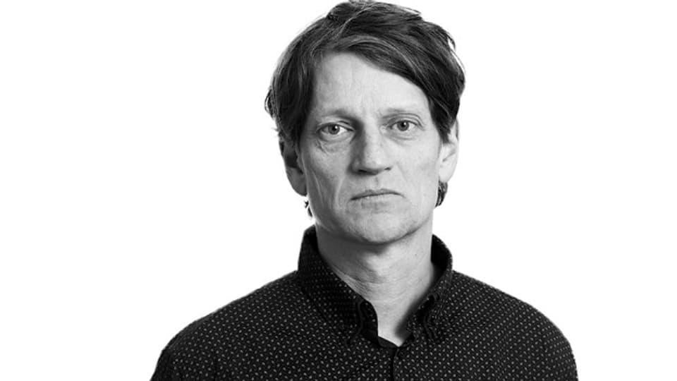 Gerhard Meister (1967) schreibt Spoken-Wort-Texte, Lyrik und Theaterstücke.