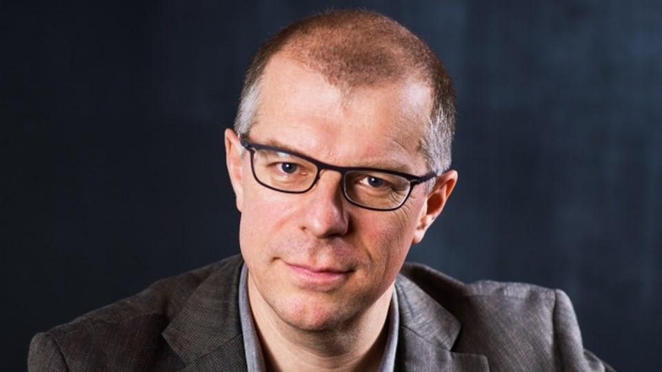 Markus Gasser ist Mundartredaktor.