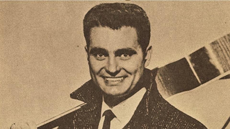 Leroy Van Dyke schuf den Viehauktion-Song «The Auctioneer»
