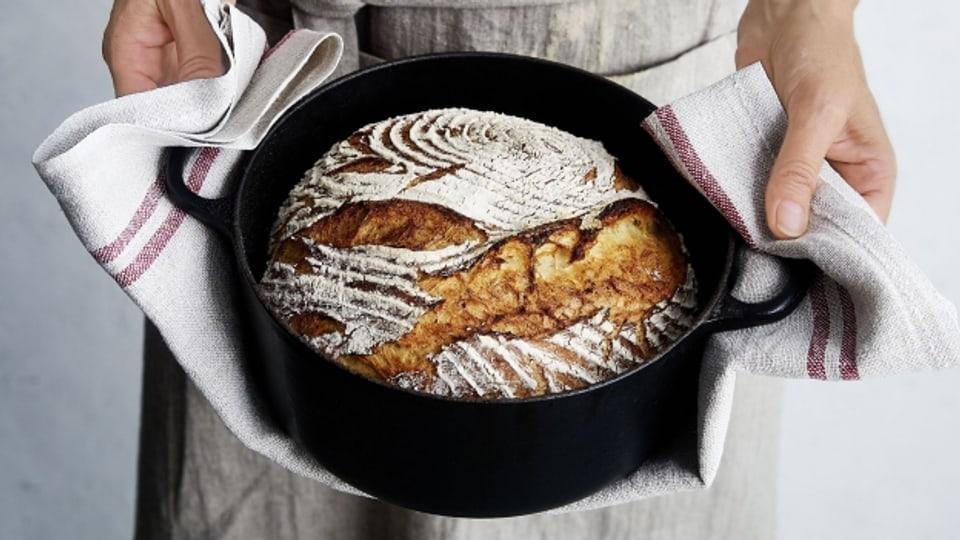 Auch selbst gebackenes Brot kann richtig gut schmecken. Unter einer Bedingung: Man schenkt ihm genügend Zeit.